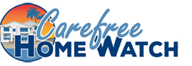 Carefree Home Watch Logo